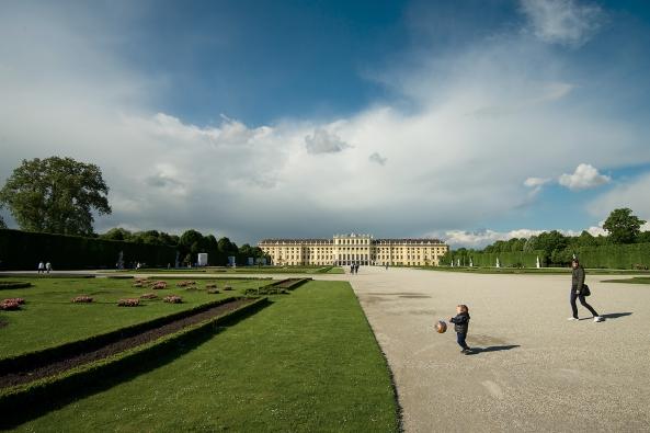 Palla a Schonbrunn copia