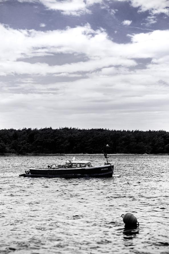 Barca a Punat copia