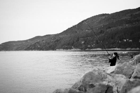 La pescatrice