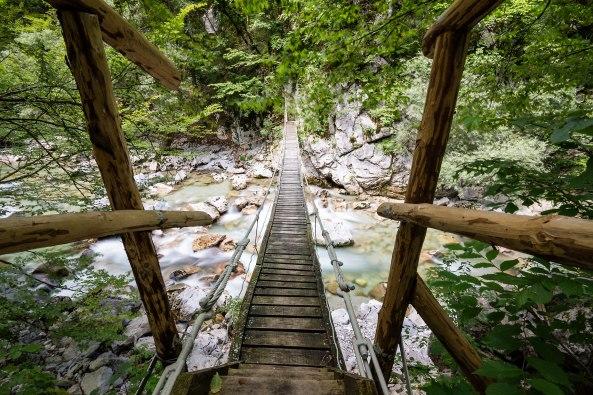 Ponte sull'Idrija
