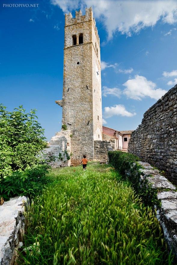 Verso la torre
