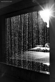 Finestra d'acqua in Piazza Goldoni